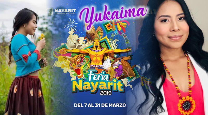Belleza Wixárika de La Yesca participará en Certamen de la Feria Nayarit 2019